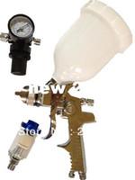 Wholesale Gravity Hvlp Spray Gun - W-960 high quality spray gun kit gravity stainless steel 600ml cup hvlp spray gun