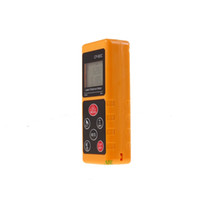 2016 Nuovo mini laser digitale tester di distanza CP-80C 80m (262ft) conveniente Rapid Range Finder Bubble strumento Livello di trasporto