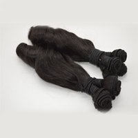 Wholesale quality funmi hair for sale - Group buy G EASY Top Quality Cheap Brazilian Hair Weaves Aunty Funmi Hair Russian Spring Curl Human Hair Extension Natural Color