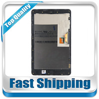 Wholesale asus google nexus lcd - Wholesale- For New ASUS Google Nexus 7 ME370T ME370 ME370TG 1st Gen 3G Replacement LCD Display Touch Screen + Frame Assembly Free Shipping