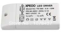 Wholesale Mr16 Power Driver - Top 12w Best XPEOO LED DRIVER POWER SUPPLY MR16 GU5.3 Electronic transformer DC 12V 1A Lighting Transformers