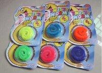 ingrosso magic twisty worm-Trasporto libero di SME Giocattolo divertente Magic worm Twisty worm Wurli worm Wiggles Magic 6 colori E950