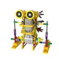 Wholesale Motor Hobby - child models LOZ Creative DIY Assemblage Electric Motor Robots Models & Building Toys Hobbies Children Educational Gear Blocks For Boys