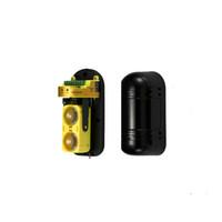 Wholesale Dual Outdoor Detector - new design Photoelectric Dual Beam Perimeter Fence Active Infrared IR Sensor Barrier Detector Window Outdoor beam