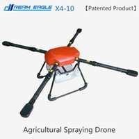spray machine agriculture - Dream X4 Frame KG For Agricultural plant protection Spraying uav Quadrotor carbon fiber frame Agriculture Machine