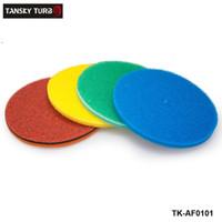 Wholesale Foam Filters - Tansky - new Air Filter Foam Air Filter sponge (Green,Red,Yellow, Blue) 1PC H.Q TK-AF0101-1P