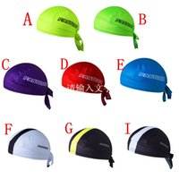Wholesale Cap ciclismo New Bike Cycling cap Sun scarf hat Bicycle riding sports hat Convenient and practical bicycle hood
