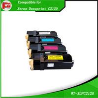 Wholesale Xerox Docuprint - Xerox C2120 , Compatible Toner Cartridge for Xerox Docuprint 2120 , CT201303 CT201304 CT201305 CT201305 , BK C M Y - 3,000 pages