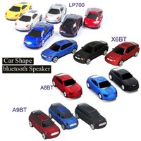 Wholesale sound car mp3 online - Super Cool Bluetooth speaker Top Quality Car Shape Wireless bluetooth Speaker Portable Loudspeakers Sound Box for iPhone Computer MIS131
