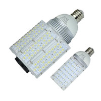 Wholesale DC V V E27 E40 Led Street Bulb Lights Road Lamp W W W W W Waterproof Led Lights AC V