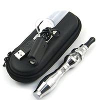 ee2 cigarro venda por atacado-Variável EE2 Tanque de Cigarro Eletrônico Clearomizer Atomizador EE2 Vapor de óleo da bateria Vapes vaporizador EGO Kit