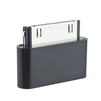 Wholesale Micro USB pin V8 female to PIN Dock male for Apple iPhone S for iPod iPad Samsung XIAOMI Adapter