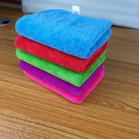 Wholesale Cotton Polyester Wash Cloths - 20PCS high quality microfiber cleaning cloth towel car wash towels super soft coral cashmere double thick absorbent towel