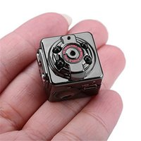 Wholesale digital voice recorder camcorder - HD 1080P Sport Mini Camera SQ8 Mini DV Voice Video Recorder Infrared Night Vision Digital Small Cam Camcorder with Retail Box