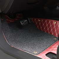 pu outback floor mats - Car Floor Mats Car Special Floor Mat Black Beige Wine Red Brown for Subaru Outback