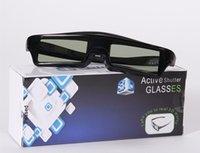 Wholesale Epson 3d Projectors - USB rechargeable Active Shutter 3D Glasses Eyewear for Epson 3D Projectors 5200 8200 9510 560C 3020 7200 & all Epson Projectors