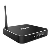 Wholesale Play Install - Amlogic S905 T95 Android 5.1 TV Box KODI 16 XBMC installed Quad Core Smart TV Boxes Skybox WIFI Google Play 4K OTT TV Media Player