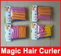 Wholesale Salon Rollers - Amazing Magic Leverag Hair Curlers Curlformers Hair Roller Hair Styling 20cm 30cm 45cm 55cm long Tools