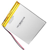 Wholesale Tablet Cube U35gt - 4*94*105mm 3.7V 6000mAh Tablet update Battery For Tablet SmartQ T20 AMPE A86 Dual Core P85 CUBE U35GT DUAL CORE,U35GT QUAD CORE