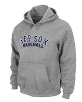 Wholesale Red Sox Pullover - 2016 Men's Boston Red Sox Pullover Hoodies Boston Red Sox Big & Tall Logo Pullover Sweatshirt Hoody,Size S-3XL