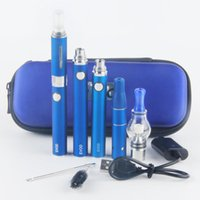 Wholesale E Liquid Herb - Vape mod Vaping Herbs Three in one Dry Herb Vaporizer E Liquid Wax eVod 3 in 1 Vape Pen Starter Kits