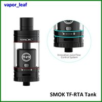 Wholesale G4 Hid - New original SMOK TF-RTA with hidden sealing ring no leak and replaceable deck 4.5ml TF-RTA G2 and G4 Rebuildable tank