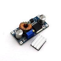 Wholesale Adjustable Step Down Module - 1piece free shipping 5A XL4005 DC-DC Adjustable Step Down Power Supply Module LED Lithium Charger board