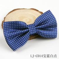 Wholesale Dress Spotted - Adult multicolor polyester silk tie men's dress tie Shengzhou wedding ideas manufacturers long-term spot wholesale