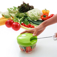 Wholesale Dicer Plus - Nicer Dicer Plus Hand High Speedy Chopper Vegetable Fruit Twist Shredder Manual Meat Grinder Slicer Kitchen CutterTools