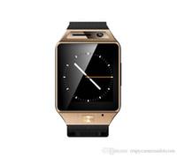 ingrosso marche di orologi intelligenti-GV08S Smart Bluetooth Watch GV08s smartwatch per orologio da polso Android con fotocamera da 2.0MP Suppsmart watch phone marchio OEM per iPhone Samsung U8