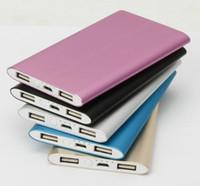 мобильные зарядные устройства china оптовых-2016 Китай двойной выход USB 5V/2A для зарядки мобильных батарей купить хорошее зарядное устройство мобильного банка силы из Китая