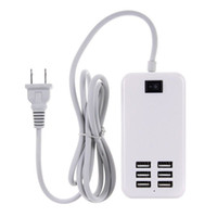blackberry switch device - W Ports USB Wall Charger with on off Power Switch M Cable Cord US EU Plugs for LG HTC Samsung Android Devices