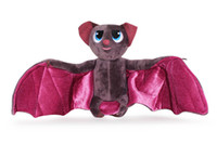 Wholesale Hotel Transylvania Dracula Frank Dennis Mavis Bat Soft Plush Doll Toy
