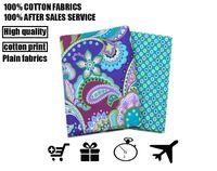 Wholesale phoenix clothing - fabric vb Cotton Talasite Phoenix flower big flower printed fabrics clothing fabric, professional wholesale and retail all kinds of fabrics
