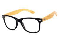 Wholesale Spectacle Frames Lady - Glasses Frame Eye Frames For Women Men Clear Glasses Womens Optical Clear Lenses Mens Vintage Spectacle Ladies Natural Bamboo Frames 5J0T52