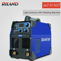 Macchina saldatrice ad arco Riland ARC315GT / ZX7-315GT Macchina saldatrice ad inverter IGBT avanzata Vendite Whole Sales Direct Factory