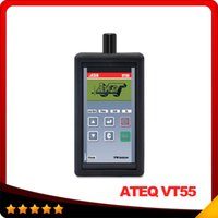 Wholesale Rover Sensor - 2016 Top selling ATEQ VT55 OBDII TPMS Diagnostic Tool Activate and Decode TPMS Sensors and Display Data or Faults DHL free shipping