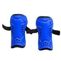 Others blue competition cycles - Pair Football Shinguard Legs Protector Competition Soccer Shin Guard Pads Outdoor Sports Cycling Professional Leg Safety Hogu