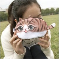 Coin Purses Women picture colors 2016 women coin purses wallet ladies 3D printing cats dogs animal big face change fashion cute small zipper bag 18*12cm
