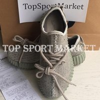 Wholesale Pirate Luxury - Moonrock 350 Boost Luxury Pirate Black Turtle dove Casual Basketball Shoes Men Running Shoes Boost Soccer Shoes Sneakers Women