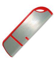 2gb 4gb usb flash drives оптовых-Сделано в Китае Кривой премиум металл пластик USB флэш-накопитель usb 2.0 флэш-накопитель памяти usb stick для Windows Mac OS 512mb 1gb 2gb 4gb 8gb