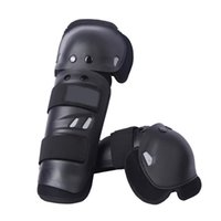 Wholesale Mountain Bike Knee Pads - Outdoor MTB Mountain Bike Bicycle Cycling Safety Protection Elbow Knee Pads Racing Motocross Protective Knee Cover 2518001