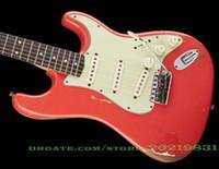 Wholesale Gary Moore Guitars - 10S Custom Shop Gary Moore Limited Edition Tribute Masterbuilt by John Cruz Heavy Aged Electric Guitar