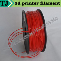 Wholesale 3mm Filament Abs - High strength 3d printer filament PLA ABS 1.75mm 3mm 1KG wholesale price by DHL and Fedex IE Free Shipping