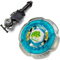 1Pcs Retail 4D Beyblade Rock Leone 145WB Metal Fusion Metal Fight Spinning Top BB30 Beyblade + L-R Starter Launcher + Hand Grip