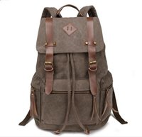 Hot Mens Retro Leisure bag Bolsa de varejo Bolsas de ombro Leisure Schoolbag Messenger Bag Computador de couro Bolsa masculina Atacado e varejo D361