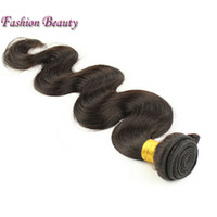 Wholesale Christmas Hair Bundles - Brazilian Weave Bundles Straight 24Inch Full Cuticle Best Human Hair Weaving Christmas Tangle Free Indian Hair Extension