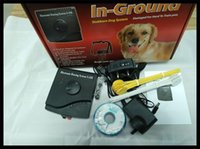 Wholesale Smart Dog Ground - Smart dog in ground Training System outdoor dog fence S228 dog fencing system Waterproof - Easy Setup - Plug 'n Play - Safe & Harmless