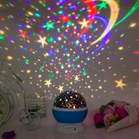 Wholesale projector moon for sale - Group buy Lighted Star Master Rotation LED Grow Night Light up Moon Star Projector Rotation Night with USB for Children Kids Bedroom Christmas Gifts