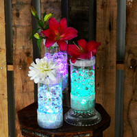 Wholesale submersible flowers buy cheap submersible flowers 2018 wholesale submersible flowers 20 pieces waterproof led mini tea light led submersible light with cr2032 mightylinksfo